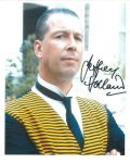 Jeffrey Holland Hi De Hi star signed  10 by 8 inches #8446